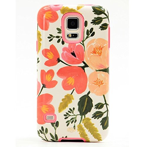 Sonix Inlay Case for Samsung Galaxy S5 - Botanical Rose - Equipment Blowouts Inc.