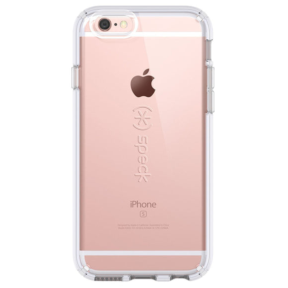 Speck Candyshell Case for iPhone 6/6s - Clear - Equipment Blowouts Inc.