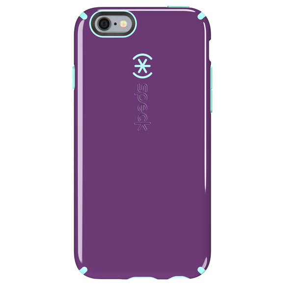 Speck Candyshell Case for iPhone 6/6s - Acai Purple/Aloe Green - Equipment Blowouts Inc.