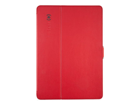 Speck Stylefolio for iPad 2013 Model - Dark Poppy Red/Slate Grey - Equipment Blowouts Inc.