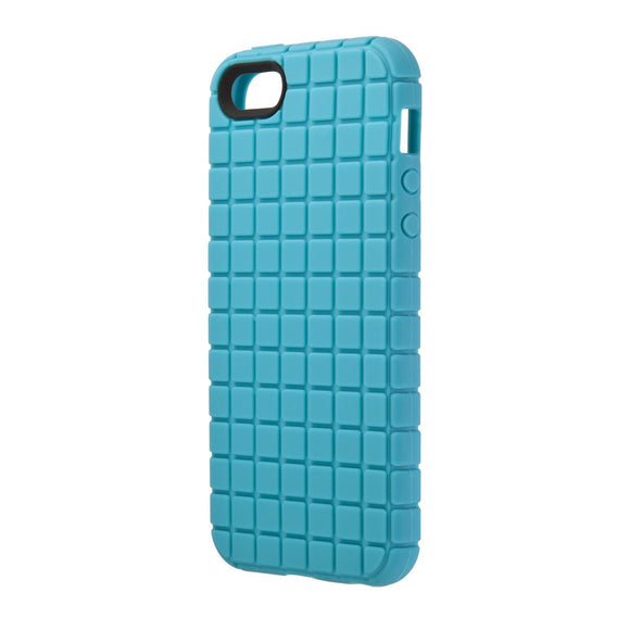 Speck PixelSkin Case for iPhone 5/5s - Peacock Blue - Equipment Blowouts Inc.
