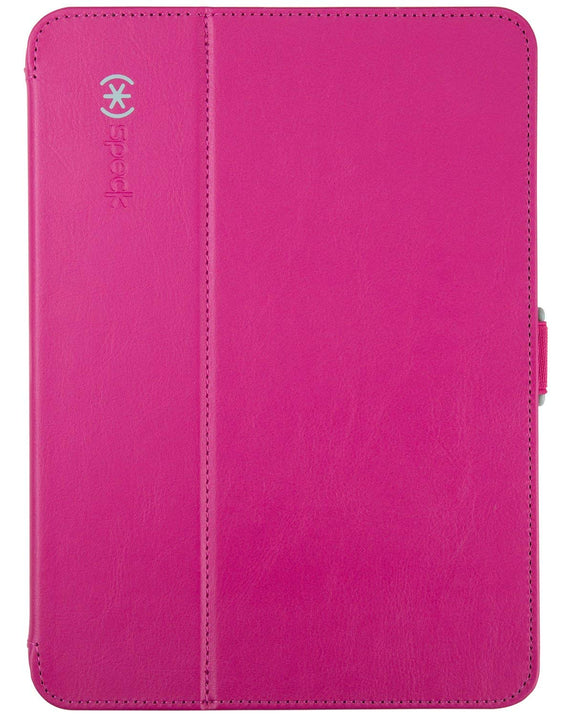 Speck Stylefolio for Samsung Galaxy Tab 4 10.1 - Pink/Grey - Equipment Blowouts Inc.