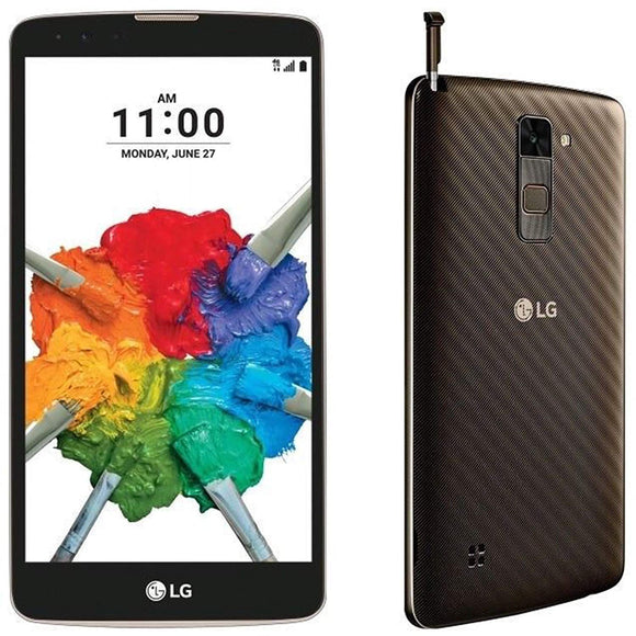 LG Stylo 2 Plus 5.7in 4G LTE Stylus SmartPhone with fingerprint security
