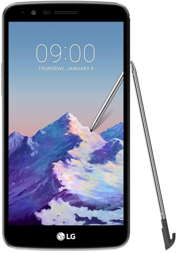 LG Stylo 3 plus 4G LTE Stylus SmartPhone with fingerprint security