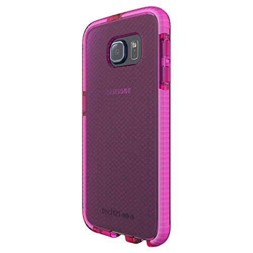 Tech21 Evo Check for Samsung Galaxy S6 - Pink - Equipment Blowouts Inc.