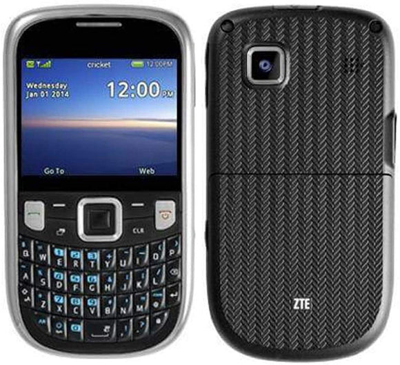 ZTE ZTE Z431 AT&T QWERTY Keyboard Phone - GSM