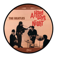The Beatles.'A Hard Days Night' Promotional Picture Disc LP