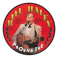 Bill Hayley - Rock Around The Clock Promotional Picture Disc LP
