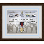 Battle of Britain Framed Commemorative First Day Cover