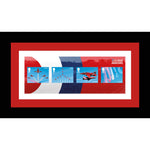 Red Arrows 100 Years of the RAF Gt. Britain Official Postage Stamps Collection