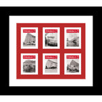 Gibraltar 100 Years of the RAF - Collection of Full Set of Classic Black& White Photo Stamps