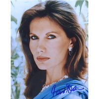 Maud Adams Mounted Photo Personally Signed