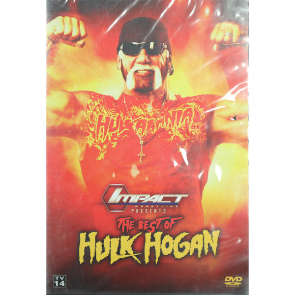 Hulk Hogan - The Best Of Hulk Hogan Action DVD