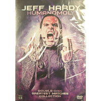 Jeff Hardy -Humanology Double DVD Jeff Hardy Collection