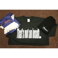 Wow Extravaganza Pack No.2 (That's not an Insult T Shirt, Beanie Hat & TNA Scarf) All Sizes