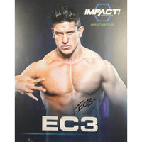 EC3 Colour Photo Personally Signed