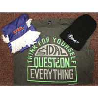 Whoo Hoo Exclusive Pack (Syddal T Shirt, Beanie Hat &TNA scarf)  - All Sizes