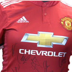 Manchester United Football Shirt Multi Signed