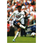 Dele Alli Mounted Action Photo Personally Signed