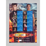 Dr Who & Donna Collectors GB Customised Stamps Sheetlet