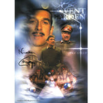 Nicholas Courtney as Col Photo Card Personally Signed