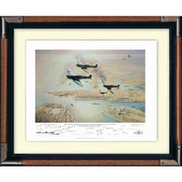 George Cross Island Assoc. 60th Anniversary Print Limited Edition