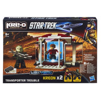 Star Trek Kre-O Transporter Trouble