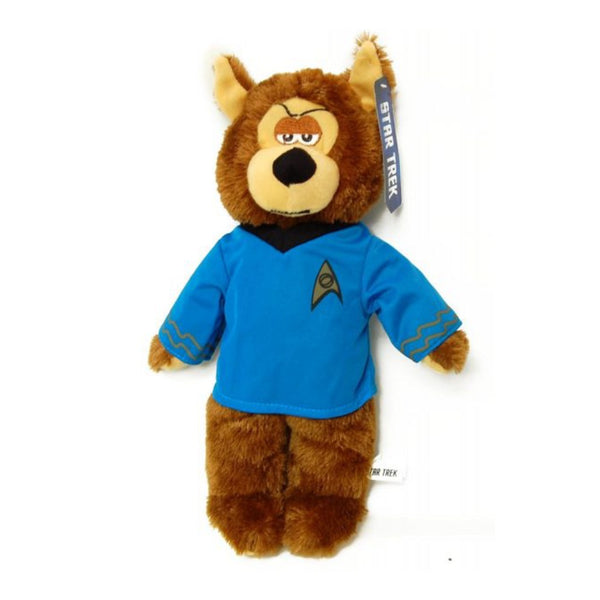 Star Trek Collectable Teddy - Spock in Blue T Shirt