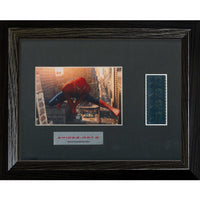 Spiderman Film Cells Display Limited Edition