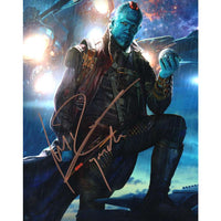 Michael Rooker in Guardians of the Galaxy Photo Personally Signed