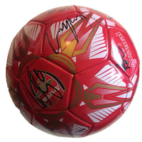 Arsenal Fc Football Multi Signed