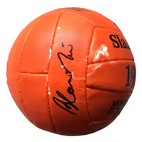 Sir Bobby Charlton Personally Signed England Football