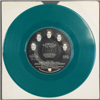 John Lennnon -Happy Xmas War is Over Rare Promotional Green Vinyl Single Record