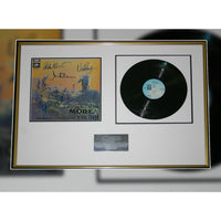 Pink Floyd Framed Original Vinyl LP Album Presentation Display Personally Signed by all 4 . This item was signed in person and by hand and was supplied by one of the UK's most respected music memorabilia dealers and a member of both AFTAL & UACC (the most prestigious two trade dealer associations in the World). Comes supplied with a Certificate of Authenticity and a Lifetime Guarantee.