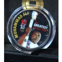 Muhammad Ali Colorised Original Collectors Coin in Display Box