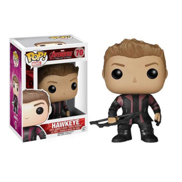 POP! Marvel:  Avengers Age of Ultron -  Hawkeye Bobblehead