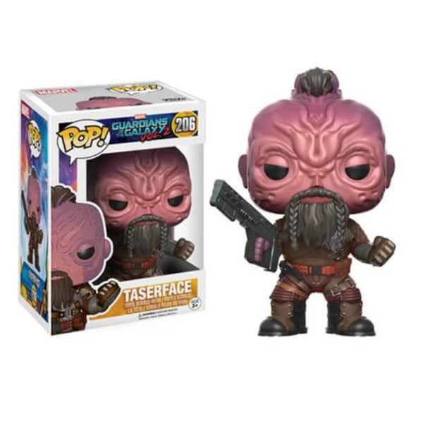 POP! Marvel: Guardians of the Galaxy  Vol 2 - Taserface Bobblehead