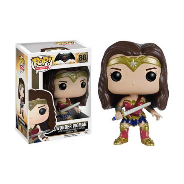 POP! Heroes: DC Wonder Woman Figurine
