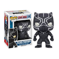 POP! Marvel: Captain America - Civil War - Black Panther Bobblehead