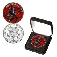Elvis Presley - Jailhouse Rock Collectors Genuine Coin in Display Box