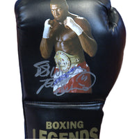 Frank Bruno Personally Signed Boxing Glove