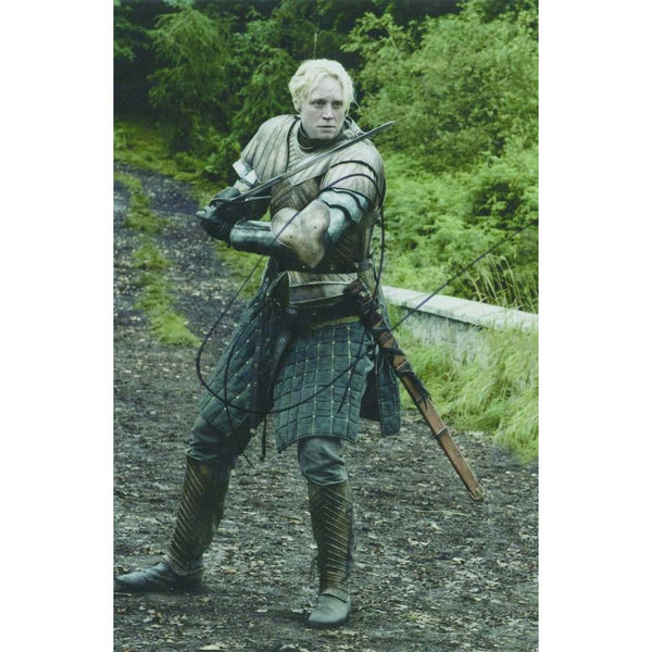 Gwendoline Christie  as Brienne of Darth Personally Signed Photograph