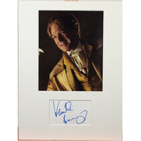 Kenneth Branagh as Gilderoy Lockhart Mounted Photo & Personal Signature