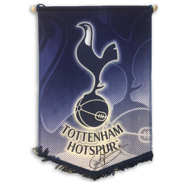 Harry Kane Personally Signed Tottenham Hotspur FC Football Pennant