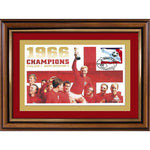 England 1966 World Cup Winners Framed Commemorative Cover