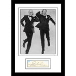 Morecambe & Wise Classic Photo- Personally Signed by Ernie Wise