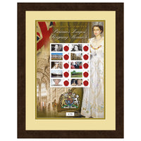 Queen Elizabeth II GB Longest to Reign Stamps Sheetlet Ltd Edition