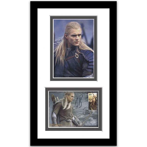 Lord of the Rings Framed Edition - Signed by Orlando Bloom