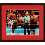 Mike Tyson & Evander Holyfield Autograph