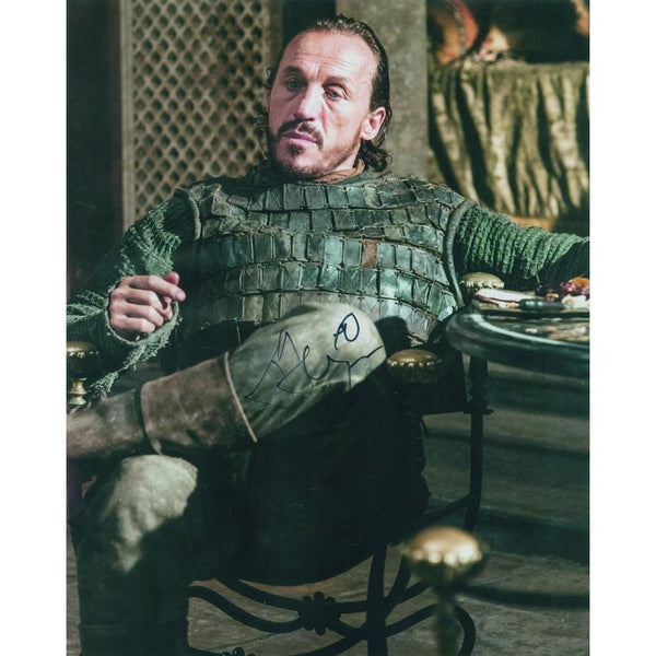 Colour Photograph signed by Jerome Flynn